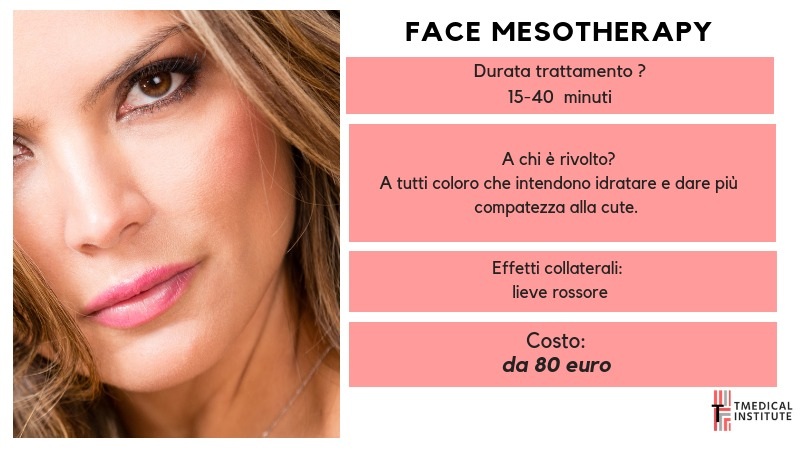 Face Mesoterapy TMedical Institute